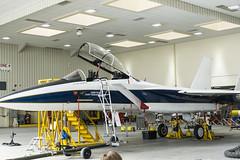 NASA 836 F-15B Aeronautics Research Testbed