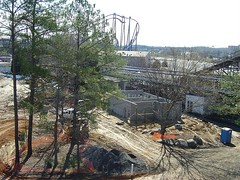 1bb2 (thewestate) Tags: road bay gun top flyers thunder boomerang carowinds paramount afterburn