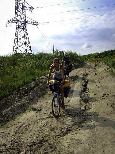 Ciężka droga do Zinkowa