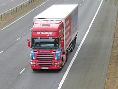 SL62 MTY (Cammies Transport Photography) Tags: 2 truck transport jet lorry com mty flyover scania m74 lockerbie r560 jhp sl62 sl62mty