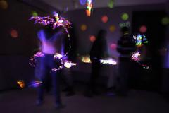 Barrido Bailado (Jos Ramn de Lothlrien) Tags: party disco neon dj fiesta jr cumpleaos baile multicolor brillante polvo celebracion barrido producciones festejo neonparty fiestaneon polvosos