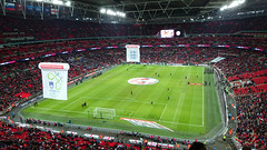 England v Slovenia @ Wembley (Mr Exploding) Tags: england london football slovenia slovenija wembley wembleystadium qualifier euro2016