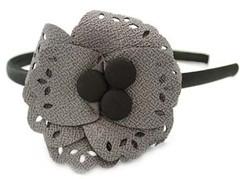 5th Avenue Silver Headbands K2 P6211-2