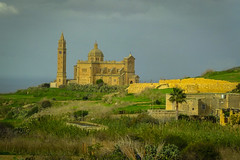 Malta: Gozo, Dec 2014 (rogbi200) Tags: church island mediterranean malta archipelago gozo tapinu