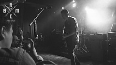 6 (reaoubien) Tags: leica blackandwhite bw monochrome live rocknroll brmc photoworks stagephotography petehayes reaoubien