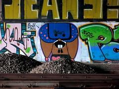 Zui (Walls of Belgrade) Tags: railroad streetart graffiti mural serbia railway belgrade tunel beograd zui