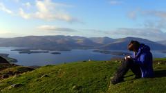 L1180173 (Bruno Meyer Photography) Tags: leica sky mountains scotland highlands walk lakes lochlomond discover leicacamera visitscotland leicaimages leicadlux5