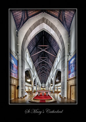 St Mary's Cathedral,Aberdeen (___INFINITY___) Tags: uk church st parish architecture canon john catholic arch stitch cathedral god ellis pano architect aberdeen marys alexander hdr ogilvie diocese visitscotland darrenwright visitaberdeen dazza1040