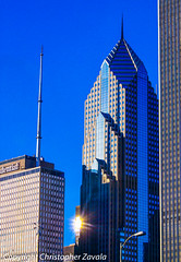 Two Prudential Plaza (Doctor Christopher) Tags: chicago prudential chicagoil twoprudentialplaza prudentialplaza