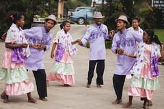 Hiragasy performance at L'Artisan Hotel, Ambositra