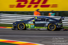 FIA WEC Spa Francorchamps 00219 (WWW.RACEPHOTOGRAPHY.NET) Tags: astonmartinracing astonmartinvantage belgium fiawec fiaworldendurancechampionship fernandorees gtepro spa spafrancorchamps wec 97 richiestanaway