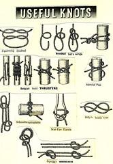 useful knots (Kollage Kid) Tags: collage knots