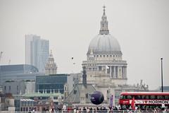 London 4 June 2016 030 (paul_appleyard) Tags: bridge red bus london saint june st march cathedral pauls demonstration waterloo unison 2016