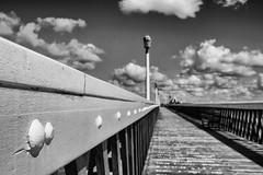 Yarmouth Pier (Speedy349) Tags: pier blackwhite isleofwight yarmouth