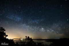 Va lctea (chelosanz24) Tags: longexposure sky naturaleza nature stars landscape noche nikon tokina estrellas nocturna largaexposicin valctea fotografanocturna d7100 tokina1116 nikond7100 nighk