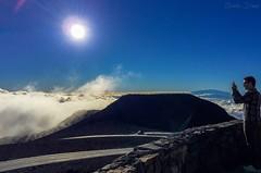 over the Clouds #Haleakala #volcano #Aloha #Maui  #Hawaii (lelobnu) Tags: volcano hawaii us unitedstates maui haleakala aloha kula