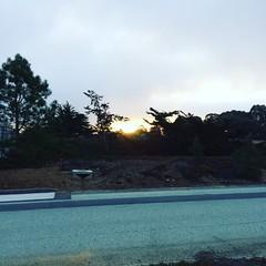 Sunset In Monterey (CSUMB-Japan Exchange) Tags: sunset japan walking monterey cool csumb exchange soothing wlc csumbjapan csumbintlexchtime kaid7912