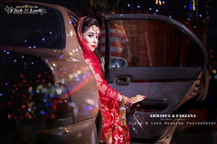 Bride Getting out through the car (neerajalam) Tags: world wedding girls boy portrait people black girl smile look field female night canon photography eos groom bride daylight photo costume glamour women day photographer nightscape outdoor background n overcast indoor ii click portfolio gown bridal f18 performer groupshot depth bangladesh neeraj alam 6d marrige 2015 ef50mm mahbub photographya 60d efs18135mm
