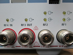 Sizzlin' (i3detroitbluecam) Tags: iconography hamradio testequipment hackerspace makerspace i3detroit bluecam