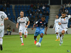 Akeem Akbetu (SoizicMC) Tags: sport football havre lh joueur hac ligue2 stadeoceane akeemagbetu