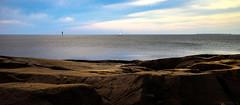 Shore & sea (Joni Mansikka) Tags: sea summer sky seascape nature clouds suomi finland island coast outdoor horizon rocky panoramic balticsea shore sailingboat pori kallo tamronspaf2875mmf28xrdildasphericalif