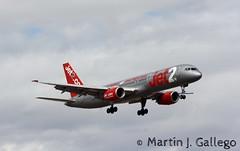 G-LSAI (Martin J. Gallego. Siempre enredando) Tags: alicante boeing avion alc jet2 boeing757 b757 leal aeroplano aeronave iberianspotters glsai aeropalno