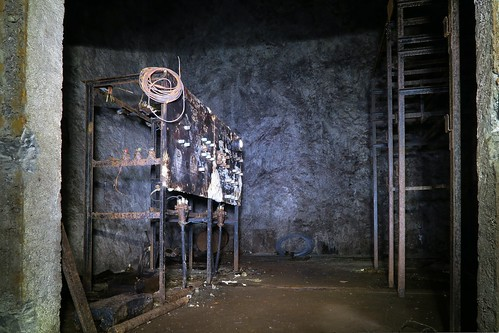 Gonzen Mine - Wolfsloch Tunnel