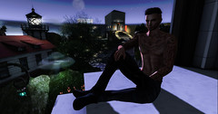 I Will Remember You (AethmorotSL) Tags: life music moon adam remember mesh you body avatar secondlife topless second moonlight hiphop rap selfie geazy inspirted adammeshbody aethmorot aethmorotsl