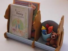 (ejikinnos) Tags: doll bookshelf diorama dollhouse dollroom handmadedioramadoll
