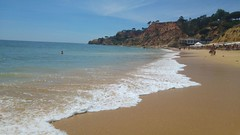 Strand (esseffdeearr) Tags: portugal algarve olhos dagua riu guarana praia da falesia albufeira portimao vacation