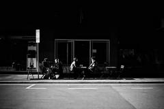 Everyday #Adelaide No. 329 (Autumn/Winter) (michellerobinson.photography) Tags: southaustralia people community capturinglife documentary bw australia everyday editedonipadair everydayadelaide life everydayaustralia instagram dailylife cityliving blackandwhite streetphotography blackandwhitephotography streetphotographer flickrelite 4tografie adelaide snapseed lifestyle citylife michellerobinson streetlife urban monochrome michmutters streetphoto scene street lightanddark minimal xt10 xseries cafe fujifilm sidewalk