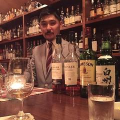 #hakushu #jameson #talisker #whisky #shantyshack (vincentvds2) Tags: japan bar square tobe squareformat shanty whisky shack yokohama jameson talisker whiskybar hakushu shantyshack iphoneography instagramapp uploaded:by=instagram