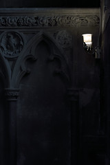 st john the baptist knaresborough 8 (ian.meekham) Tags: light shadow texture church wow dark nikon y yorkshire carving negativespace lightshadow soe tone lightandshadow autofocus nikon105mm churchinteriors yorkshirechurches nikond750