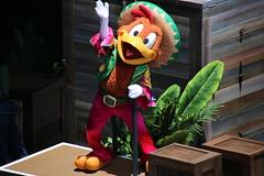 Minnie's Tropical Splash (sidonald) Tags: tokyo disney tokyodisneysea panchito tds tdr tokyodisneyresort  tropicalsplash   disneysummerfestival