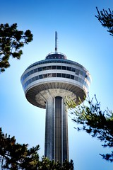 Skylon_2134 (Stephen Wilcox - Jetwashphotos.com) Tags: travel ontario building tower skyline architecture skyscraper buildings observation photography niagarafalls flickr image photograph wp skylontower jetwashphotos