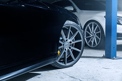 Porsche GT2 flow formed VFS1 by EVSMotors (VossenWheels) Tags: flow european automotive motors german porsche graphite matte gt2 evs formed vossen vossenwheels vfs1 flowformed evsmotors