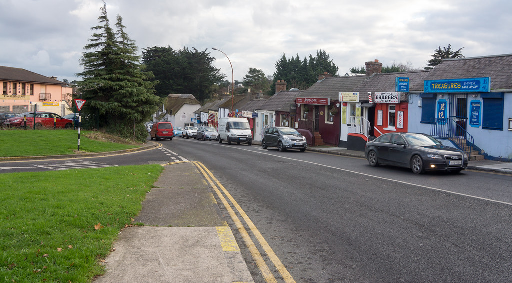 Stillorgan Hill - Stillorgan Village Ref-100112