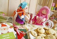Latinha Craft de Natal (Ateliê Bonifrati) Tags: christmas cute natal diy cookie craft tutorial pap receitas passoapasso bonifrati biscoitosdenatal craftchristmas