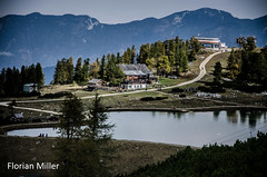 Lakeside in the mountains (Florian Miller) Tags: 2014 hinterstoder hss