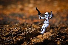 Oooppss (yudho w) Tags: trooper star battle wars clone commander hasbro clonewars 375 neyo salecaumi