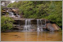 Wentworth Falls (tim_kavanagh) Tags: waterfall bluemountains motionblur queenscascade