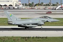 ZJ916 LMML 15-11-2014 (Burmarrad) Tags: cn force aircraft air united royal kingdom airline eurofighter registration typhoon lmml zj916 fgr4 zj936 15112014 bs027119