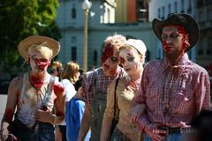 Granjeros (yaari :]) Tags: zombie walk zombiewalk zombiewalkargentina