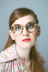 Elizabeth (scottmetts) Tags: portrait fashion female photoshop canon model retouch wacom highfashion strobist canon6d einstien640