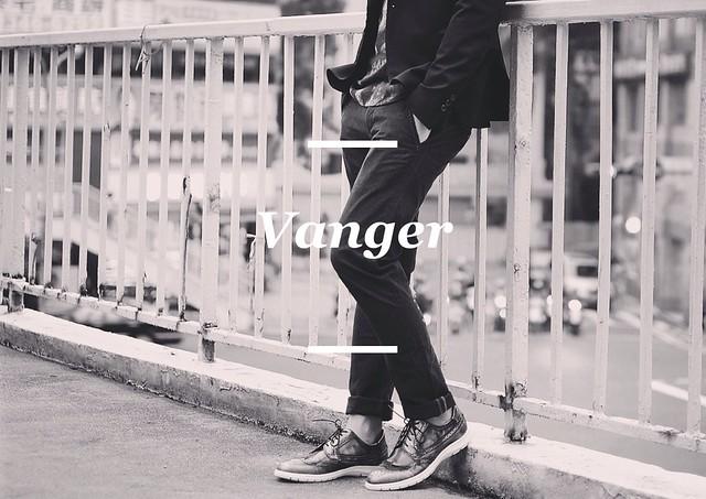 Vanger