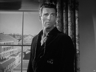 1951 ... Michael Rennie as 'Klaatu'