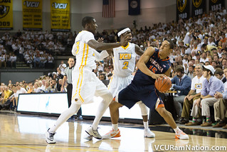 VCU vs. UVA