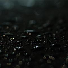 bejewelled (mjwpix) Tags: night paving raindrops shallowdof bejewelled canonef50mmf14usm primelens canoneos70d michaeljohnwhite mjwpix