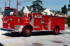 Engine 261 1971 Crown