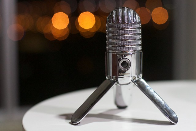 The Big Meteor Mic